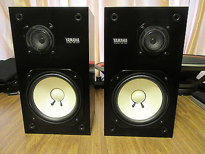 Yamaha NS-044 NS 044 Matched Pair, excellent shape.