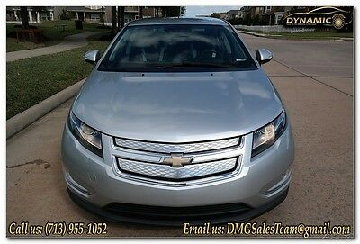 2013 Chevrolet Volt LEATHER ~ ONE OWNER 2013 CHEVY VOLT HYBRID/ELECTRIC,LEATHER,CLEAN TITLE,RUST FREE,1 TX OWNER