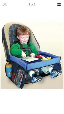 Star Kids Snack and Play Travel Tray, New, Free Shipping