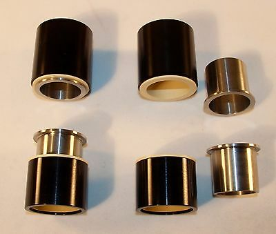 Rebel S Racing RSR Products Front Bushing Set for Porsche 911 912 1965-1968 swb