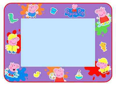 Tomy 72034 Peppa Pig Aquadoodle Water Drawing Large Mat includes Pen Stamp