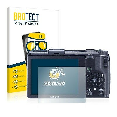 Ricoh GR Digital III (2009-2011) Glass Film Screen Protector Protection