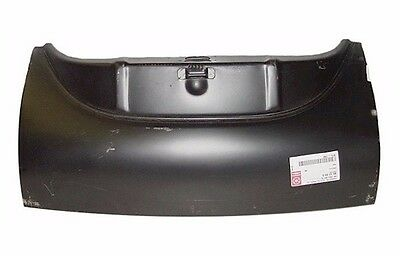 Air-Cooled VW Front Apron, Super Beetle 1971-1979 w/o Louvers