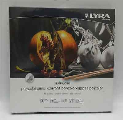 Lyra Rembrandt Polycolor Colored Pencils, Set of 24, Assorted Colors NEW!!