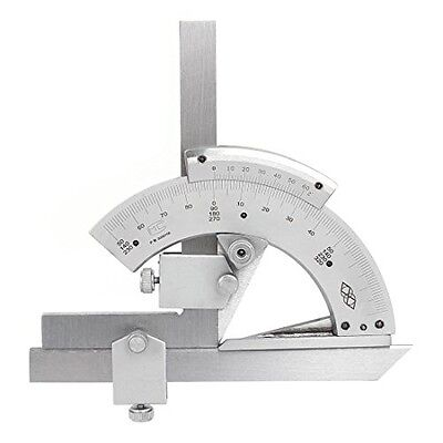 nihao® 0-320° Universal Bevel Protractor Tool Precision Angle Measuring Finder