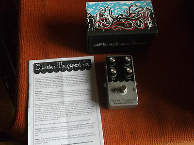 Earthquaker Devices  Disaster Transport  JR Delay