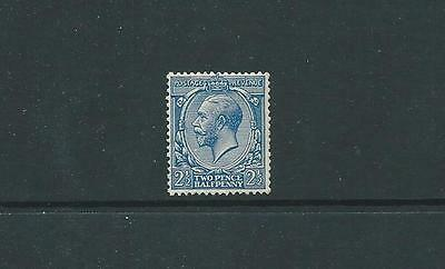 ROYAL CYPHER 21/2d BLUE VERY FINE LIGHTLY MOUNTED MINT