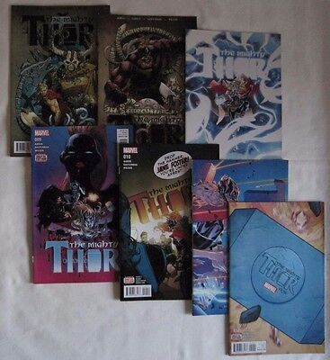 The Mighty Thor #6-12 by Jason Aaron