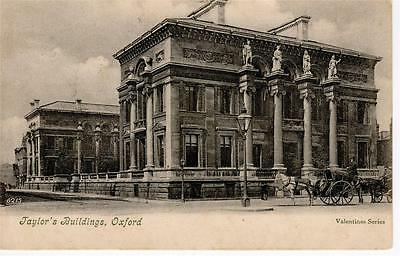 Oxfordshire - Oxford, Taylors Buildings (Valentines)