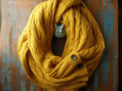 CYBER SPECIAL - Knit Scarf, Winter Scarf, Infinity Scarf, Scarf, Scarves, Gift