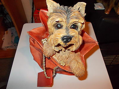 Yorkshire Terrier Leonardo Collection With Love 2002.collection Only!