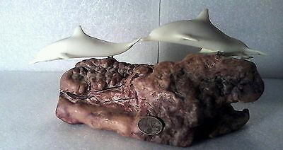 John Perry Sculpture -Dolphins