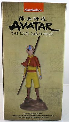 "Dark Horse Deluxe Avatar Limited Edition Aang Statue 7"" #427/550"