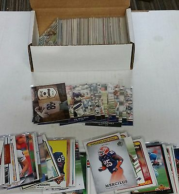 Jumbo  1200+ Cards, Sport, Nonsport, Baseball, Football, Hockey, Benchwarmer, Si