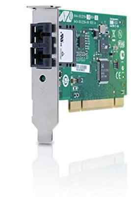 Allied Telesis AT-2701FXa - networking cards (PC, Wired, PCI, IEEE 802.1Q, IEEE