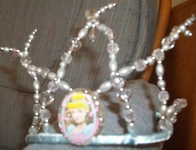 Costume or Dress Up - Disney Princess - Cinderella Crown Tiara
