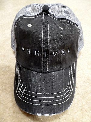 Arrival Hat  Adult Size  Brand New Authentic Studio Movie Promo