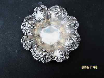 Small Reed & Barton Sterling Silver Nut Bowl in Francis I (3 1/4 in.)