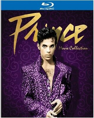 Prince Movie Collection [New Blu-ray] Gift Set, Slipsleeve Packaging, 3 Pack