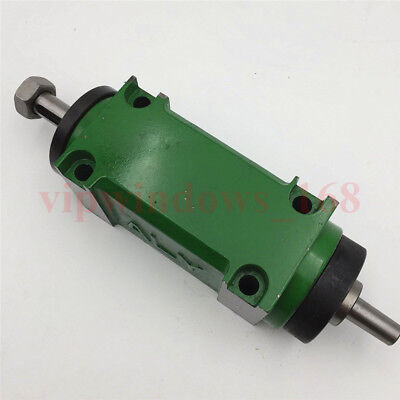 B12 Taper Chuck Power Head 60mm 3000rpm Spindle Unit 750W 1HP for Drilling CNC