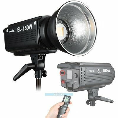 Godox SL-150W White Version Studio LED Light Party Wedding Photography DV【UK】
