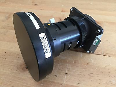 LNS-W32 on-axial Short Throw Projector Lens fits many Sanyo Christie Eiki