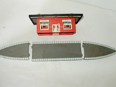 Hornby basic station set. Good condition.  Incomplete. OO Scale. No Box