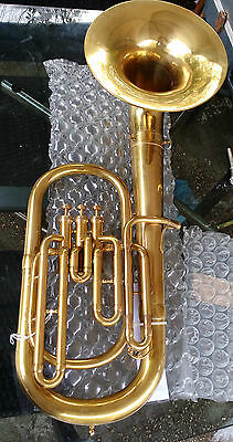 Beaumont Baritone horn