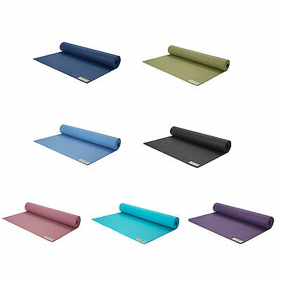 "Jade Yoga Harmony 74"" Inch Eco Friendly Yoga Pilates Exercise Fitness Mat 5mm"