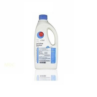 Lactulose Oral Solution For Relief From Constipation - 300ml Solution