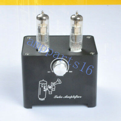 NEW SMALL MINI Tube AMP Single Ended HIFI Audio Amplifier ...