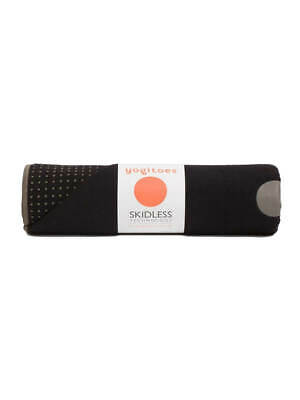 Manduka Yogitoes Mat rSKIDLESS Big Long Non-Slip Super Absorbent Yoga Towels