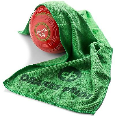 Drakes Pride Wet And Dry Microfibre Bowls Cloth Duster Towel