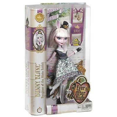 Ever After High Royal Bunny Blanc Daughter Of The White Rabbit Doll Cdh57