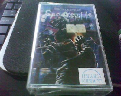 Bbc Electron Game Tape Version Of Spooksville Complete