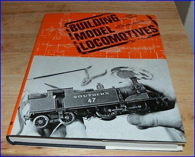 Building Model Locomotives By F J Roche and G G Templar