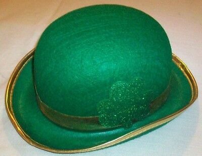 Green Adult Size St. Patrick's Day Costume Party Hat