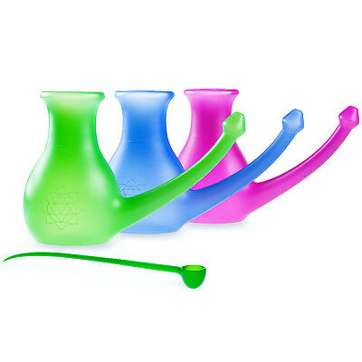 Yogi's Nosebuddy The Ultimate Light Durable Nasal Sinus Cleansing Neti Pot