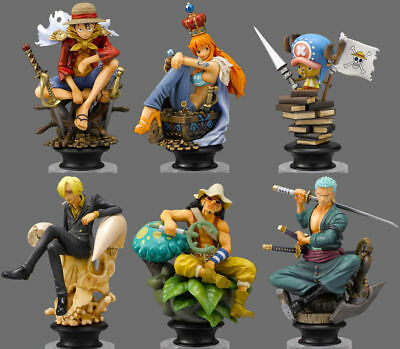 One Piece: Chess Piece Collection R PVC Figure (1 Random Blind Box)