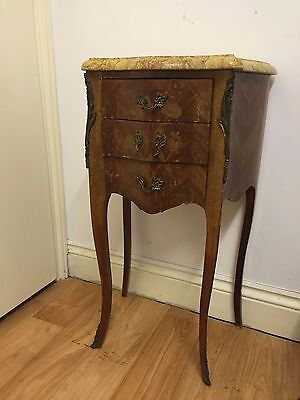 French side cabinet/bedside table