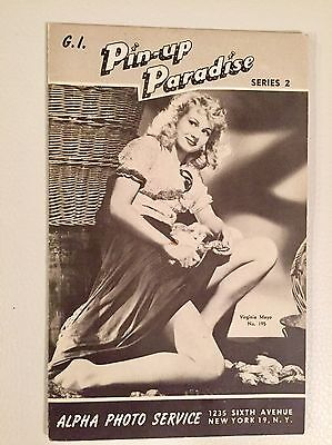 Extremely Rare Antique Pin Up Catalogue (1946)
