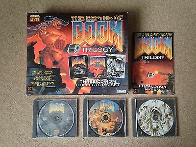 The Depths of Doom Trilogy, 3 CD-ROM Collector's Box Set