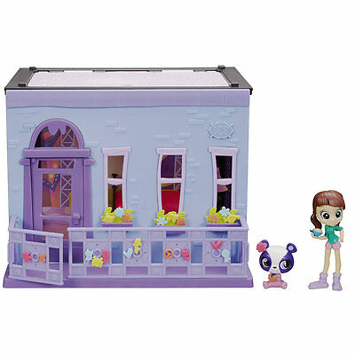 Littlest Pet Shop Blythe's Bedroom Style Set