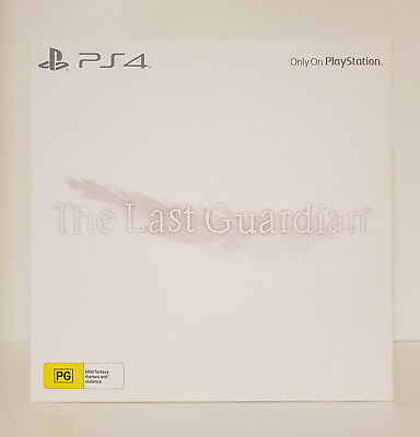 The Last Guardian Collector's Edition PS4 Brand New Sealed AUS PAL