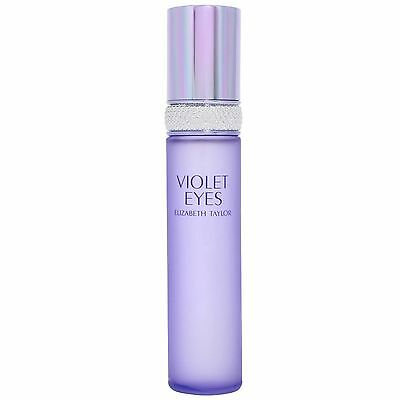 NEW Elizabeth Taylor Violet Eyes Eau de Parfum Spray 100ml Fragrance FREE P&P