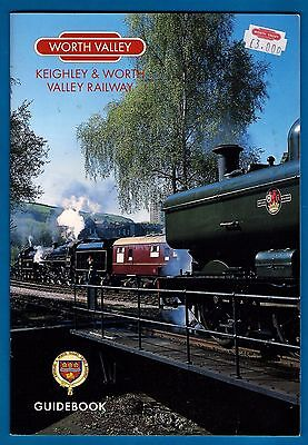 Guidebook - Keighley & Worth Valley Railway - Oakworth: Haworth: Oxenhope - 2005