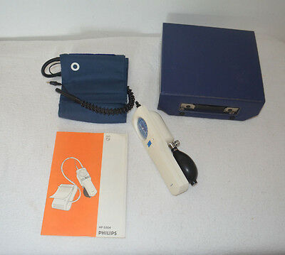 Philips Manual Blood Pressure Monitor and Cuff HP 5304