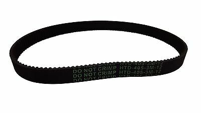 Electric Scooter Rubber Belt - Htd-405-3M-12