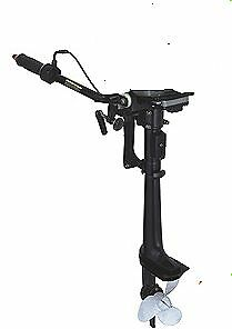 Briggs Stratton Kohler Honda 5hp to 6hp Outboard Motor System - air cooled