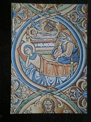 Postcard Religious Winchester Cathedral - Gensis - The Nativity Of Christ